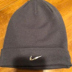 Nike Adult unisex knit cap (dark grey)
